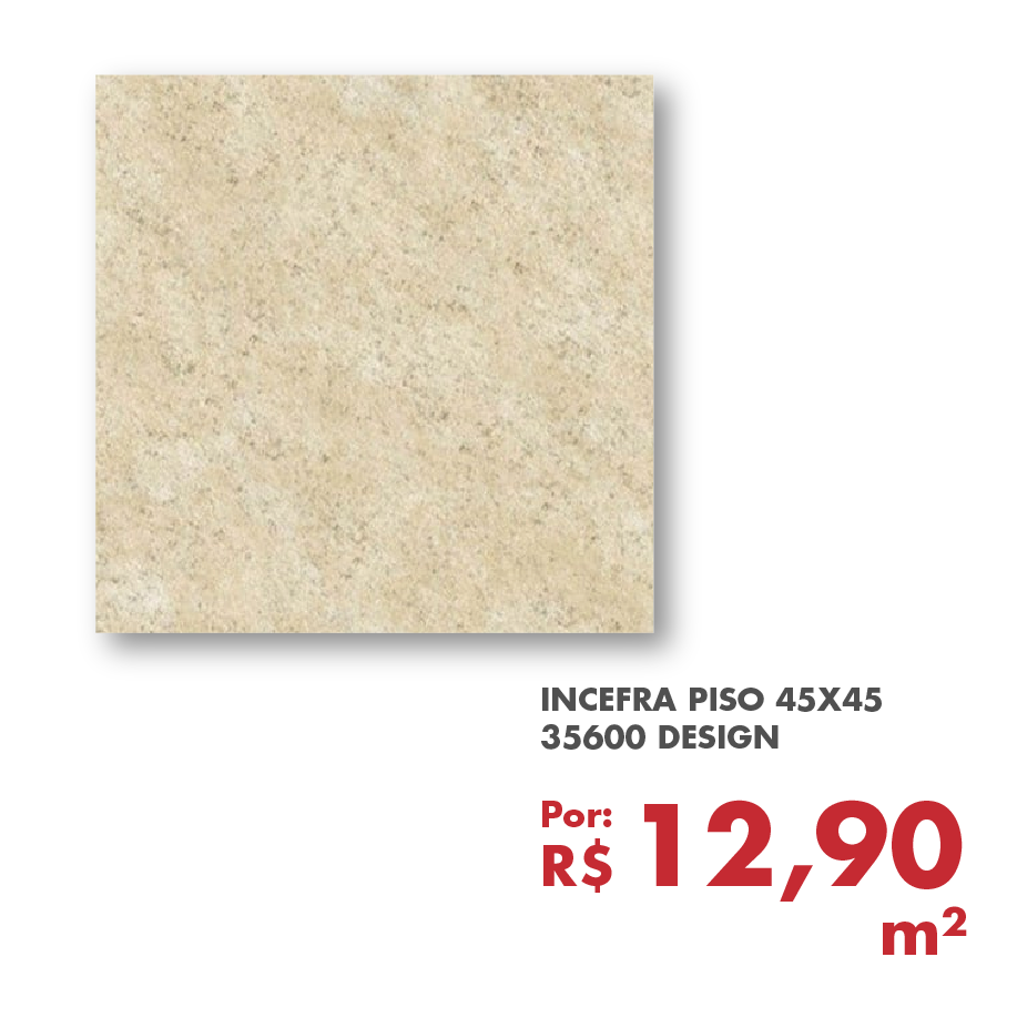 INCEFRA PISO 45X45 35600 DESIGN