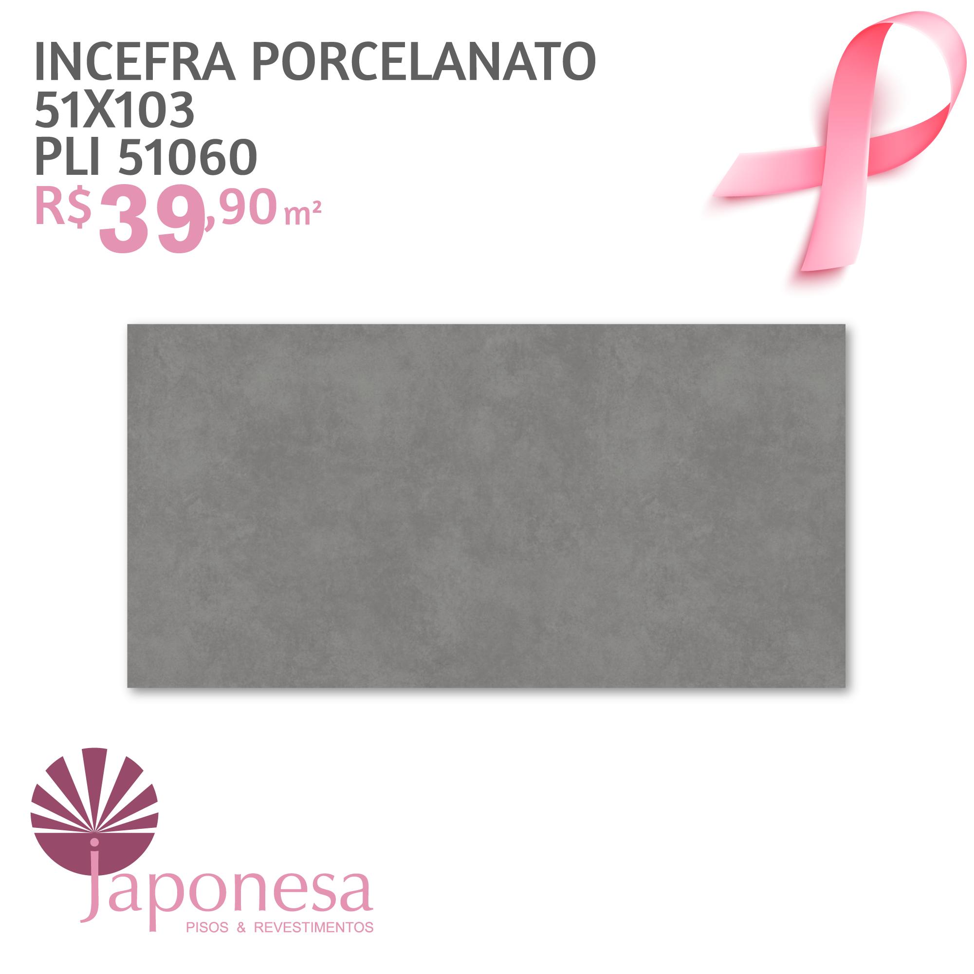 Incefra Porcelanato 51×103 PLI 51060