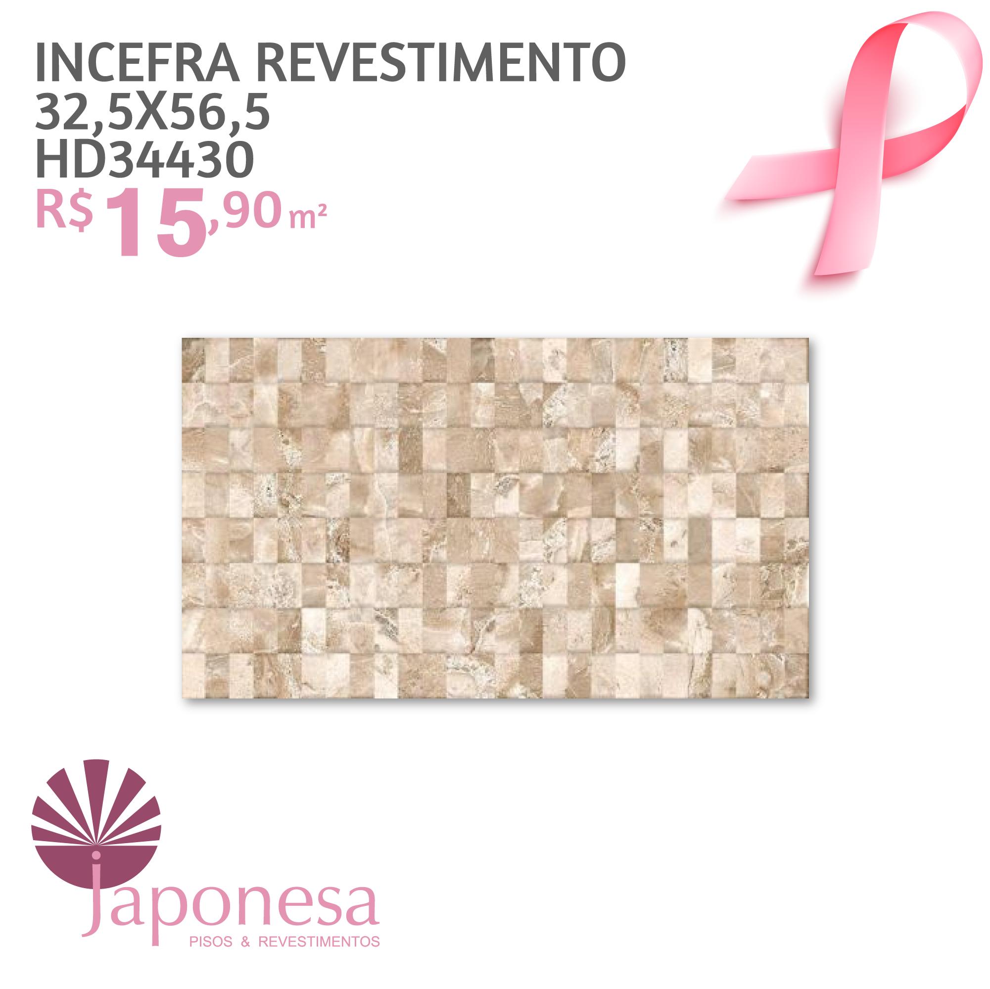 Incefra Revestimento 32,5×56,5 HD34430