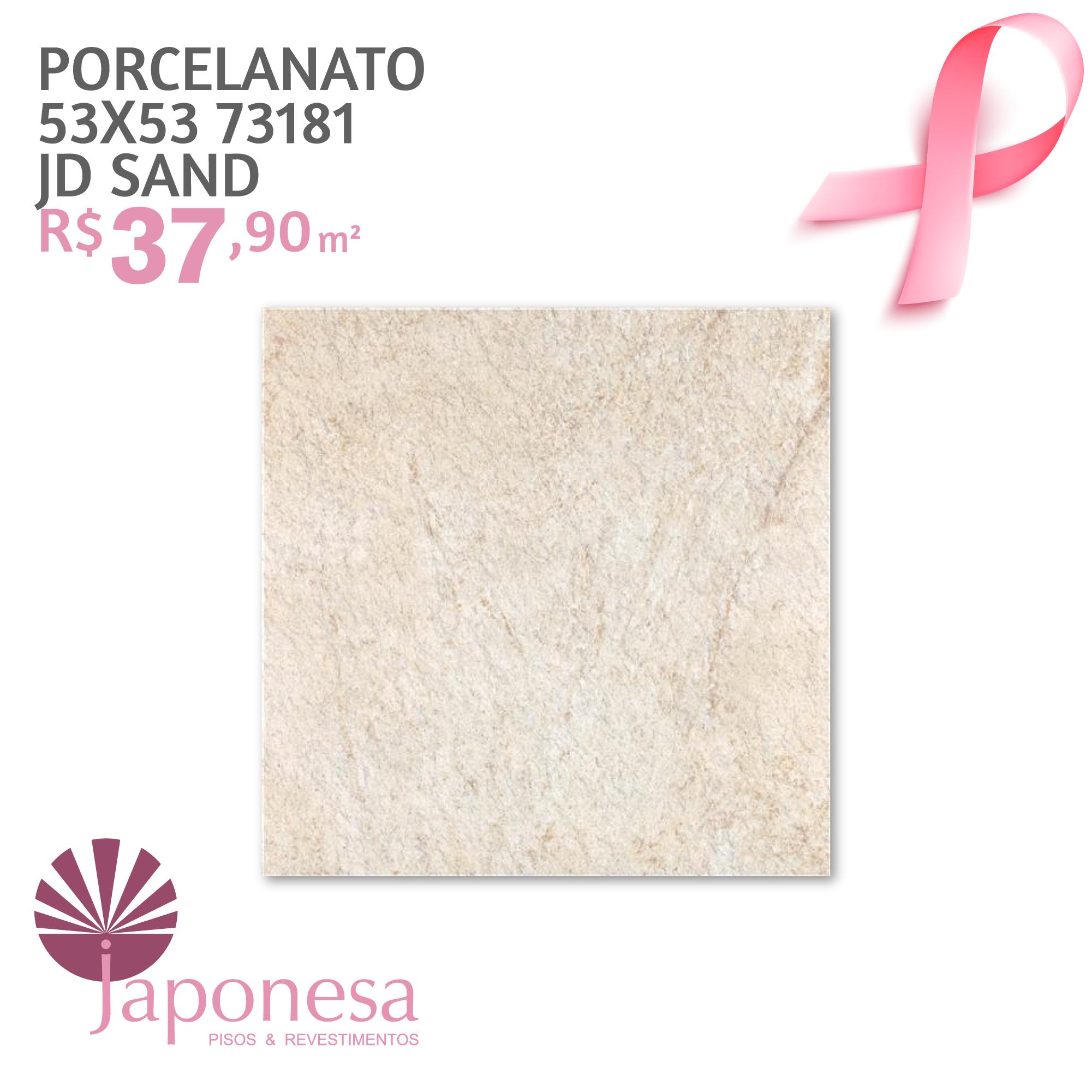 Porcelanato 53×53 73181 JD SAND