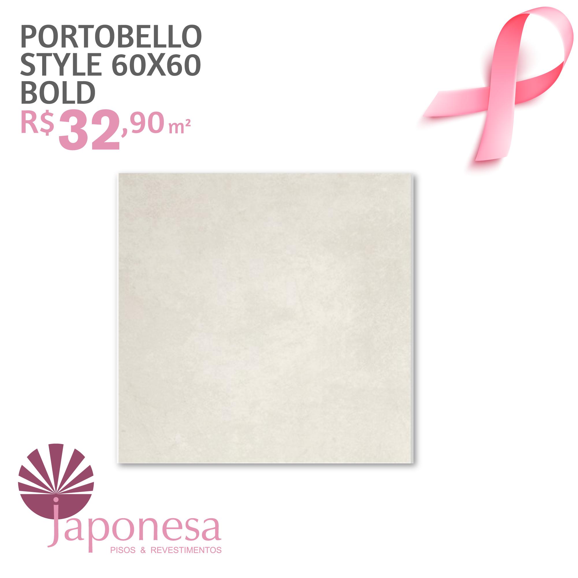 Portobello Style 60×60 Bold