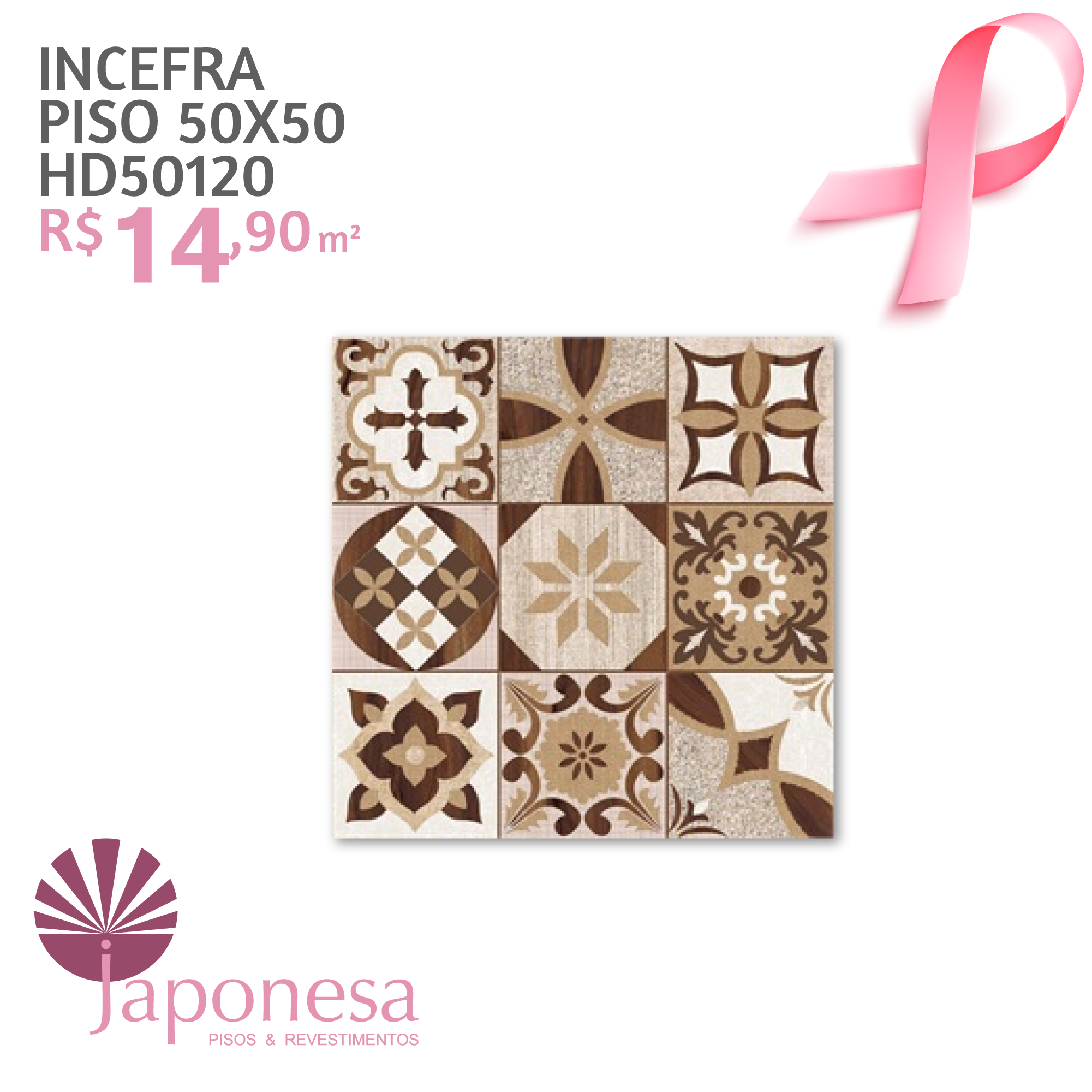 Incefra Piso 50×50 HD60120