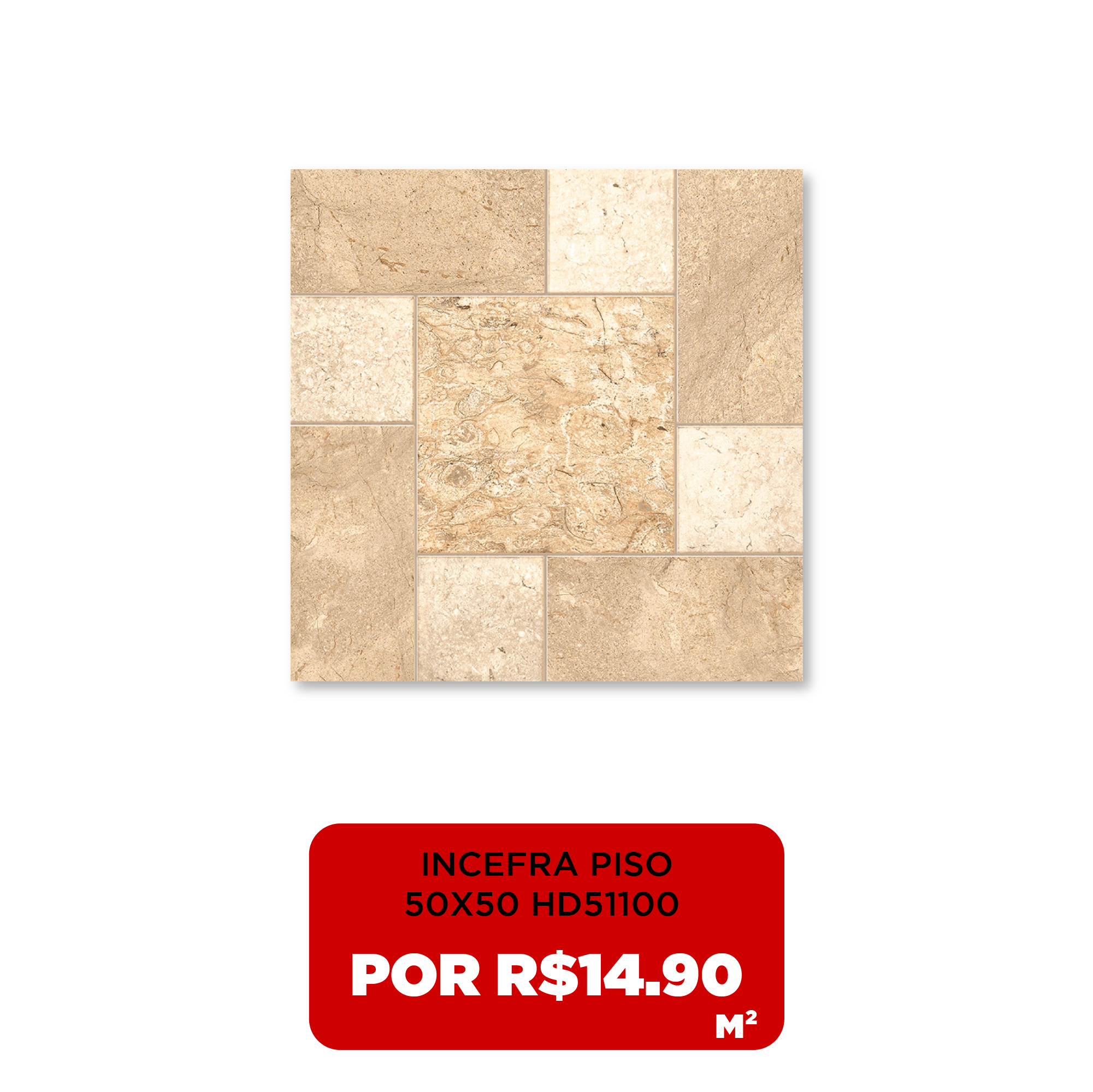 INCEFRA PISO 50X50 HD51100