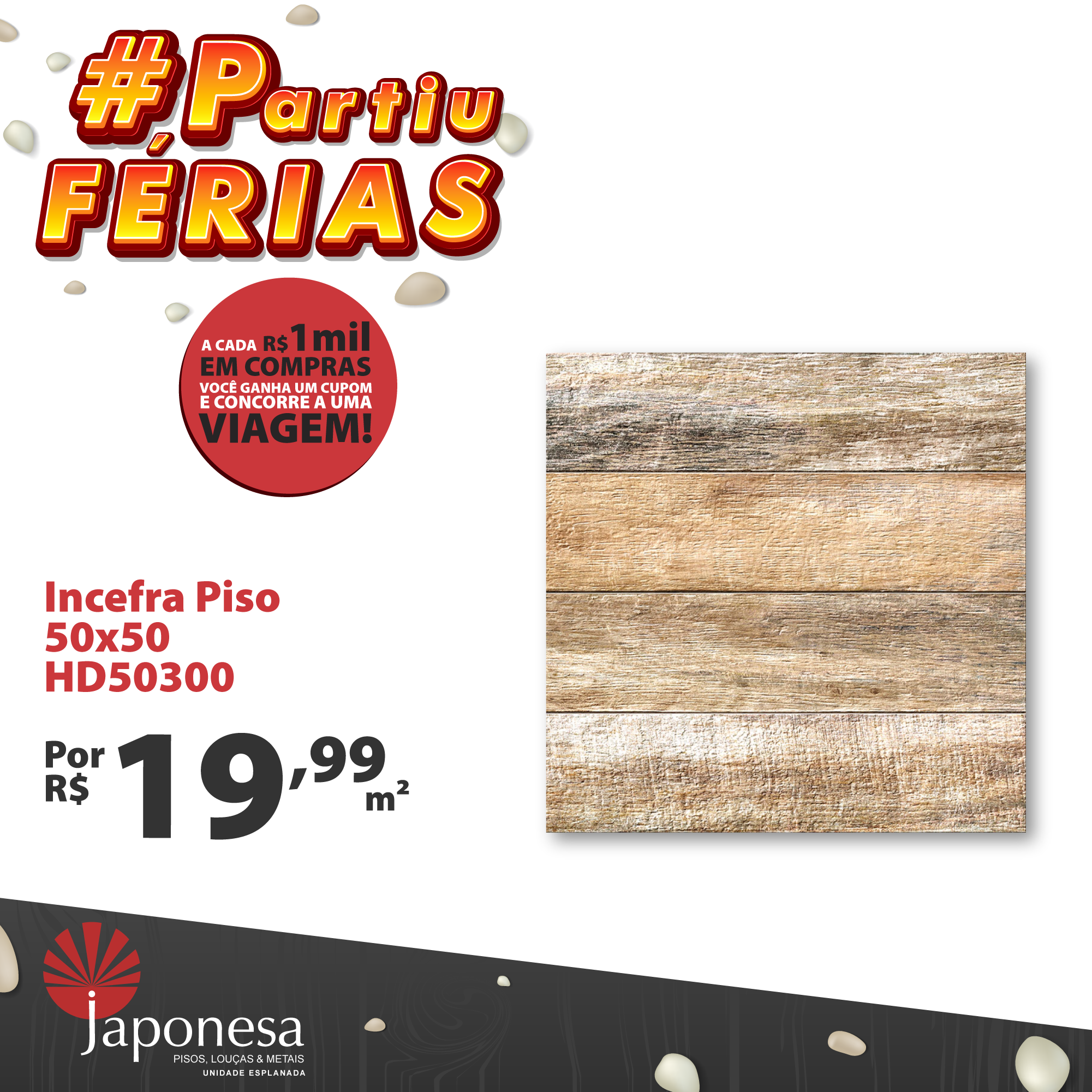 INCEFRA PISO  50X50 HD50300