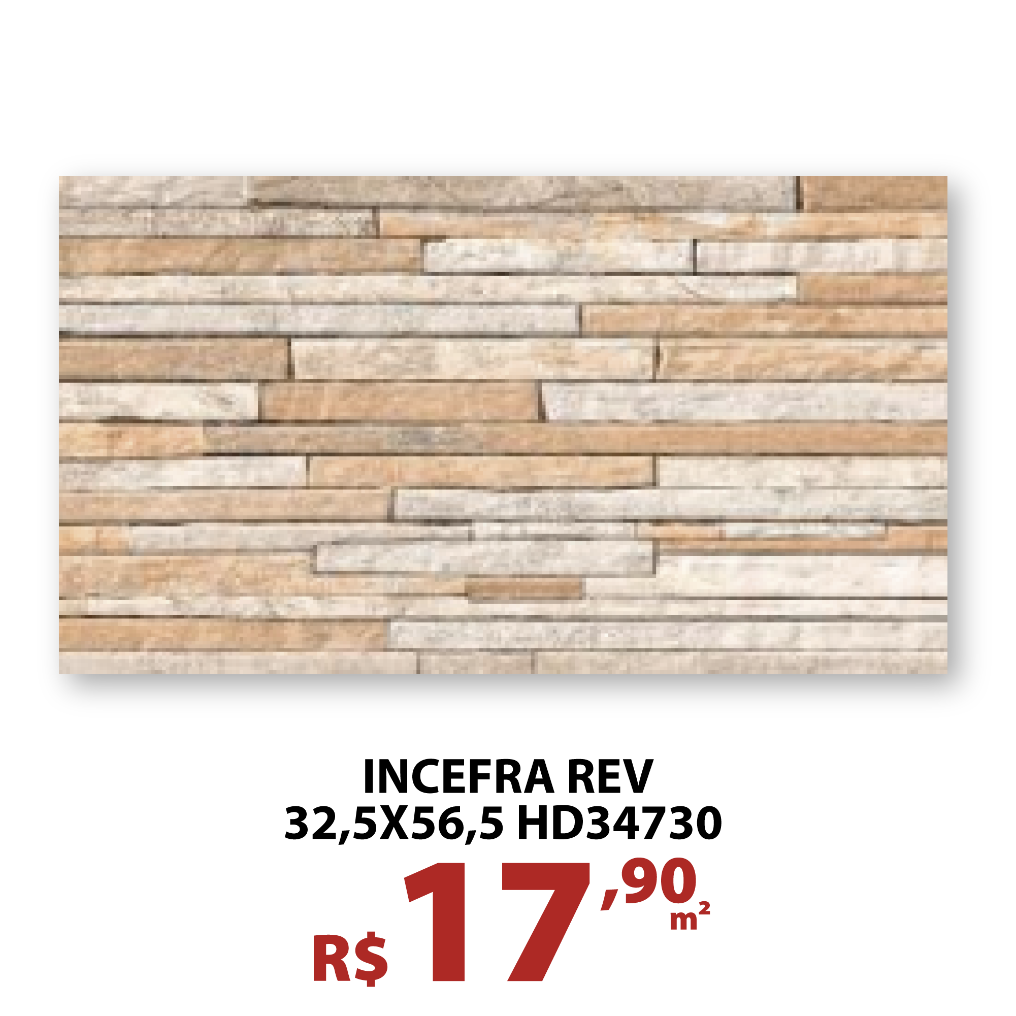 INCEFRA REV 32,5X56,5 HD34730