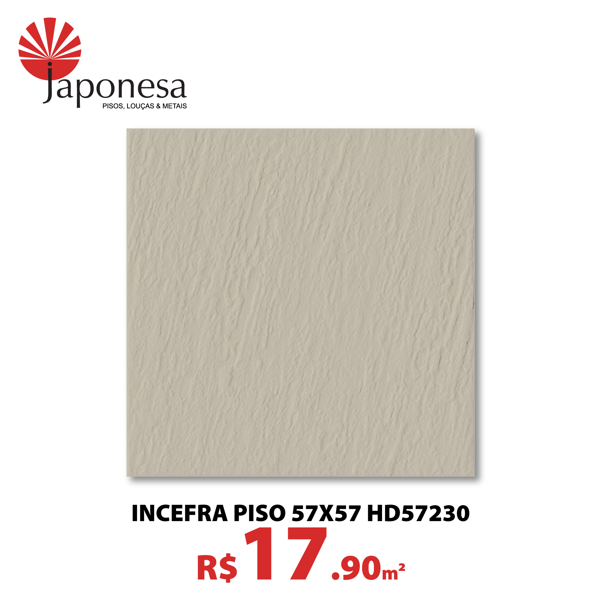 Incefra Piso 57×57 HD 57230