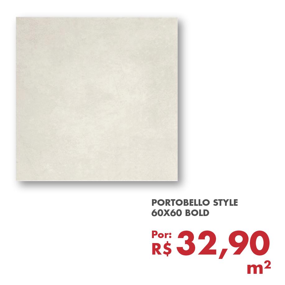 PORTOBELLO STYLE 60X60 BOLD